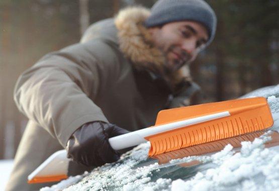 Lengvas ir novatoriškas darbas žiemą