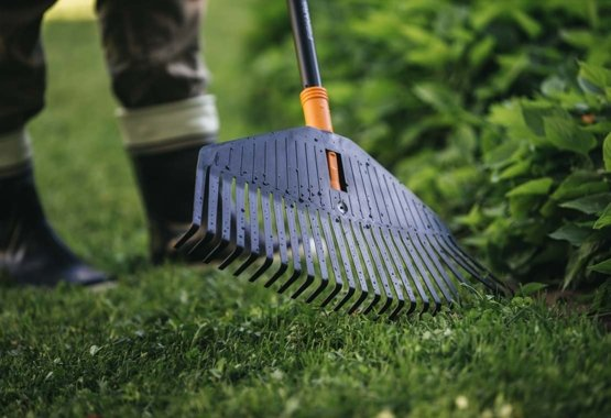 Palaikykite švarą sode