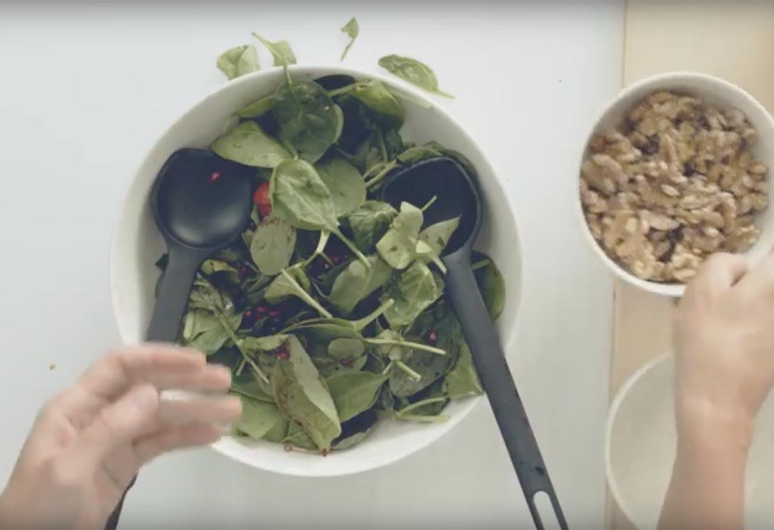 Salotų žnyplės