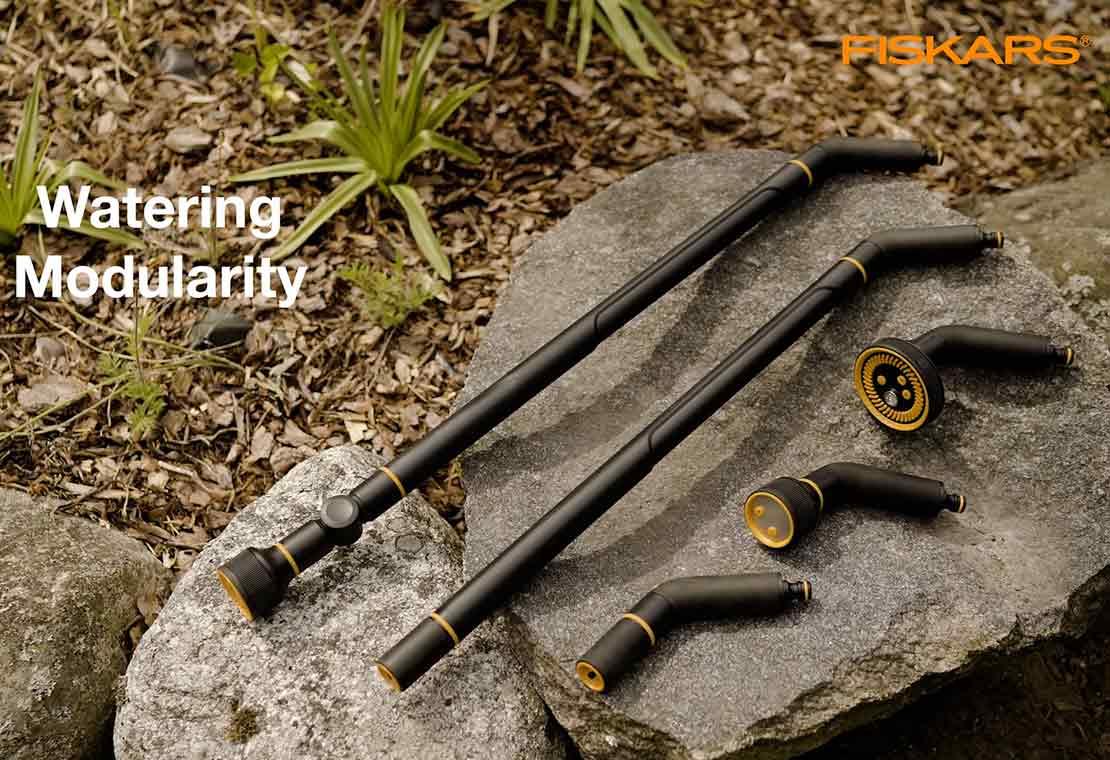 Atsarginė purškimo pistoleto reguliuojamu antgaliu galva
